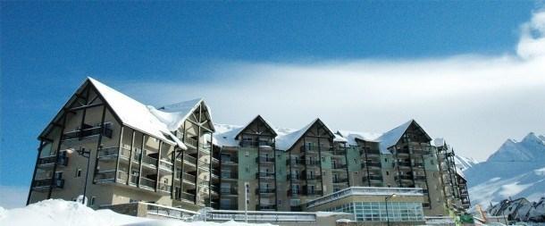 Location vacances Loudenvielle -  Appartement - 2 personnes - Télévision - Photo N° 1