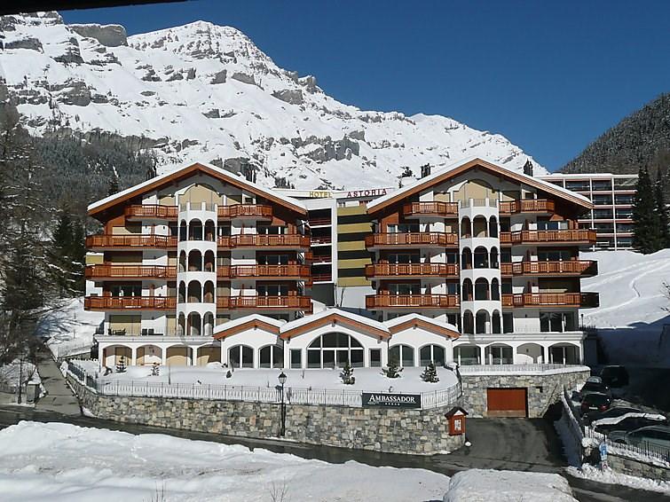 Location vacances Loèche-les-Bains -  Appartement - 6 personnes -  - Photo N° 1