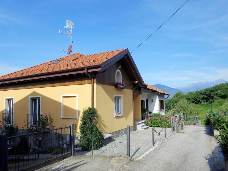Studio pour 4 personnes à Luino