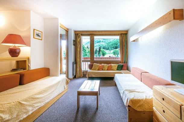 Location vacances Val-d'Isère -  Appartement - 5 personnes - Lecteur DVD - Photo N° 1