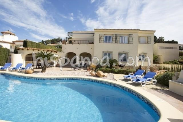 Location vacances Jávea/Xàbia -  Maison - 8 personnes - Barbecue - Photo N° 1