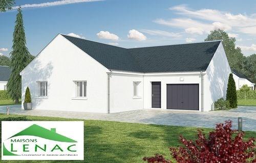 Maison  3 pièces + Terrain 950 m² Les Ormes-sur-Voulzie par MAISONS LENAC