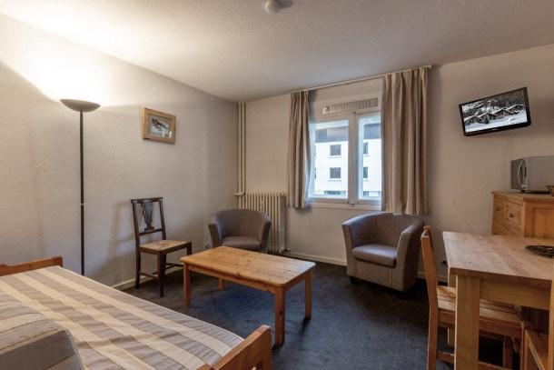 Location vacances Val-d'Isère -  Appartement - 2 personnes - Télévision - Photo N° 1