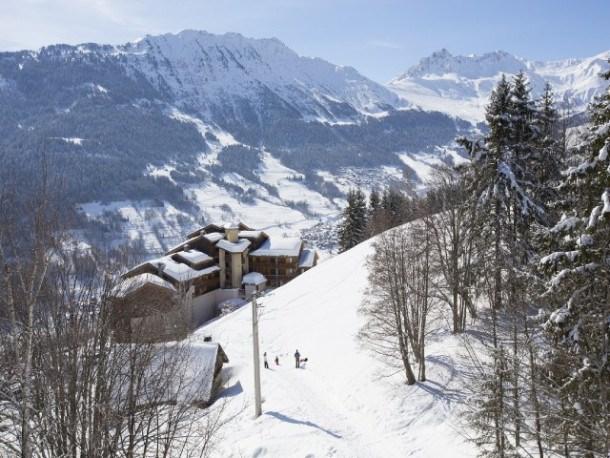 Joli Appt de 35 m² avec vue sur les pistes et station de Valmorel