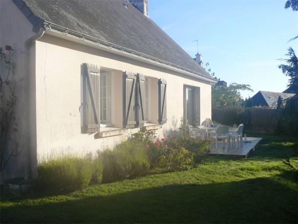 Location vacances Saint-Philibert -  Maison - 6 personnes - Télévision - Photo N° 1