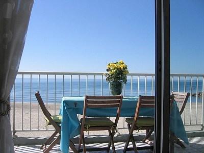 Location vacances Palavas-les-Flots -  Appartement - 6 personnes - Câble / satellite - Photo N° 1
