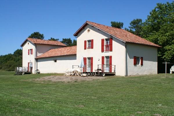 Location vacances Orx -  Maison - 8 personnes - Barbecue - Photo N° 1