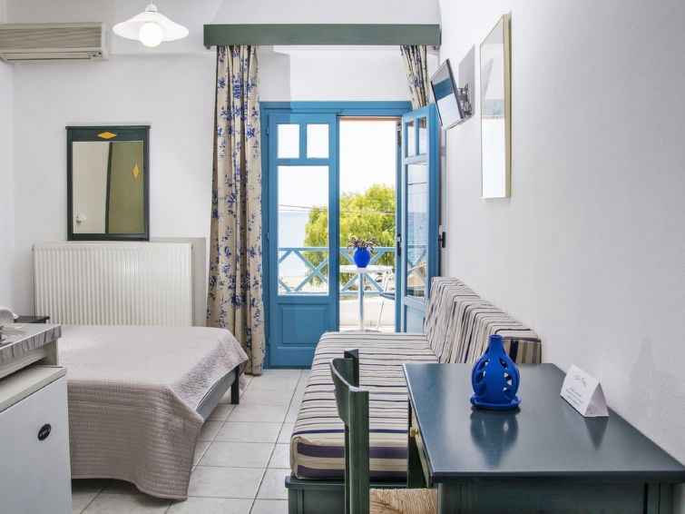 Appartement pour 1 personnes à Psari Forada