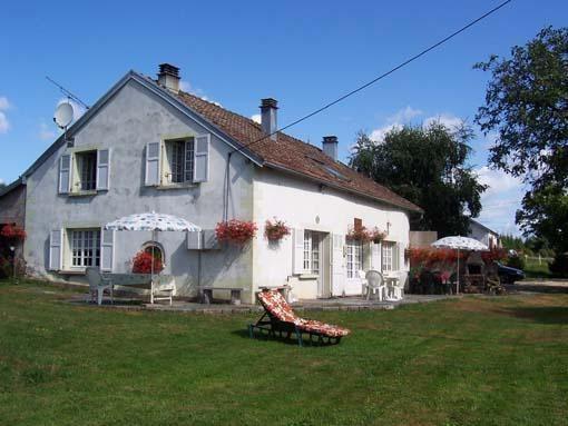 Holiday rentals Ternuay-Melay-et-Saint-Hilaire - House - 9 persons - BBQ - Photo N° 1