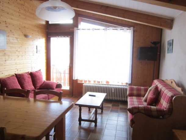 Location vacances Les Gets -  Appartement - 11 personnes - Ascenseur - Photo N° 1