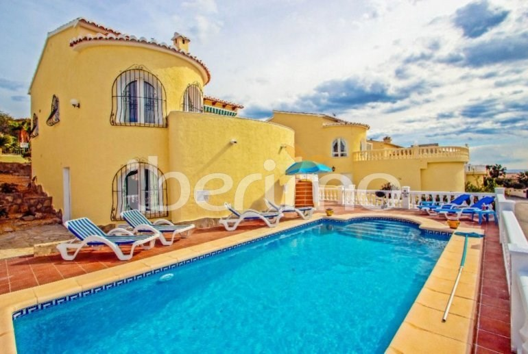 Villa à Benitachell pour 6 personnes - 3 chambres