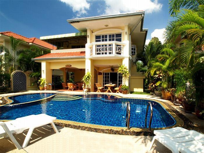 Villa pour 8 pers. avec piscine privée, Pattaya