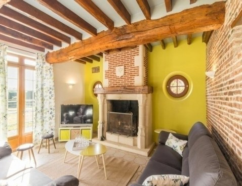 Location vacances Catenay -  Maison - 8 personnes - Barbecue - Photo N° 1