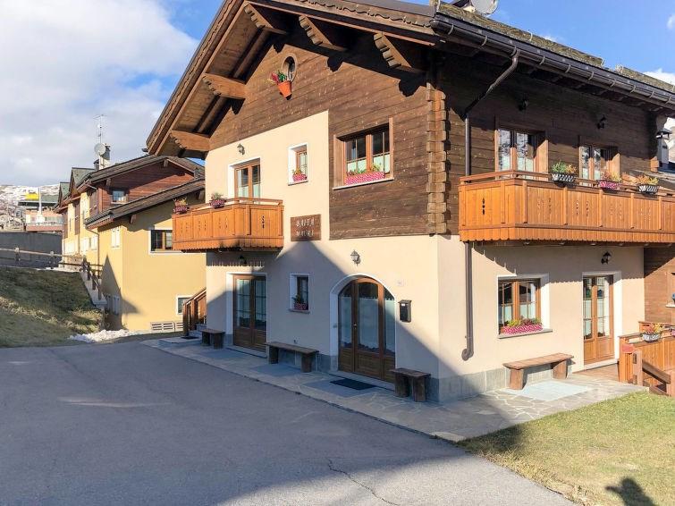 Appartement pour 2 personnes à Livigno