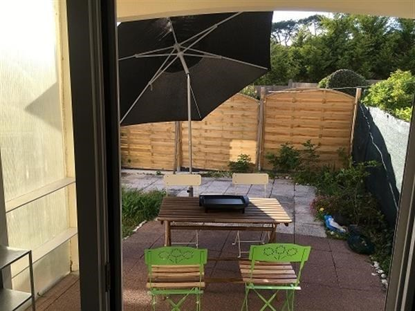 Location vacances La Bernerie-en-Retz -  Appartement - 4 personnes - Terrasse - Photo N° 1
