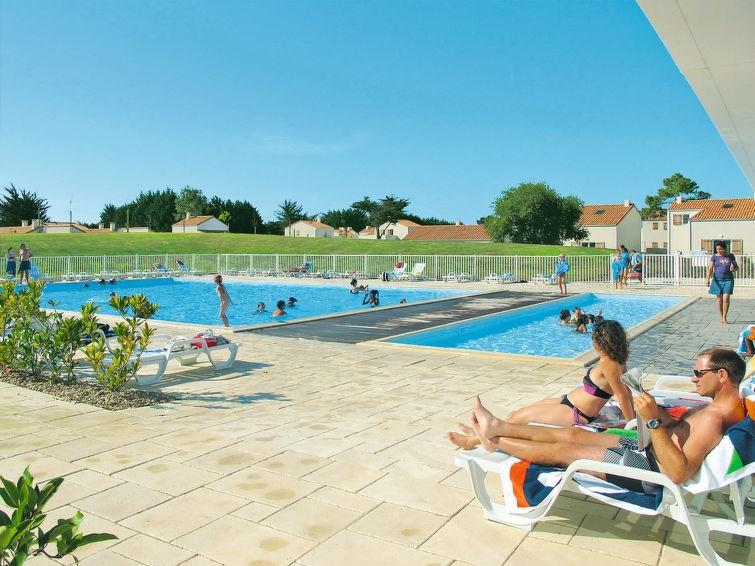 Location vacances Olonne-sur-Mer -  Appartement - 4 personnes -  - Photo N° 1