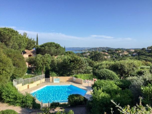 Location vacances Sainte-Maxime -  Appartement - 4 personnes - Table de ping-pong - Photo N° 1