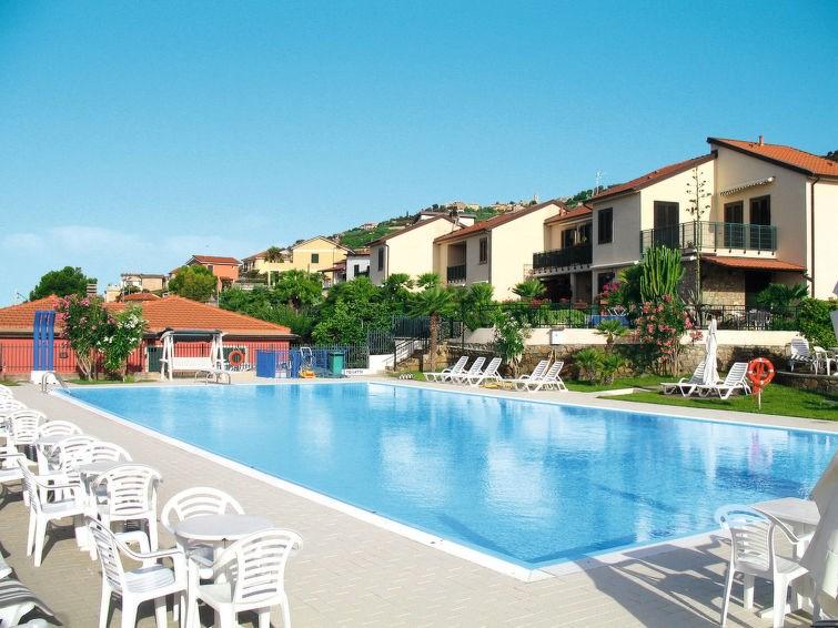 Appartement pour 4 personnes à San Lorenzo al Mare