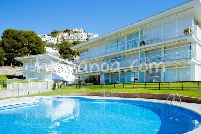 Holiday rentals Rosas - Apartment - 4 persons - Garden furniture - Photo N° 1
