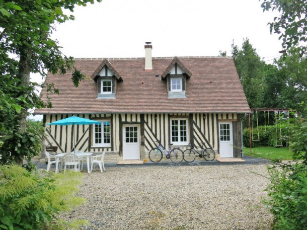 Location vacances Le Mesnil-Mauger -  Maison - 4 personnes - Barbecue - Photo N° 1
