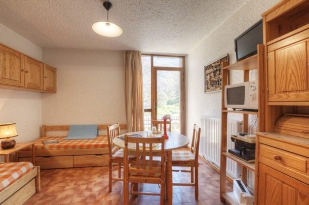 Location vacances Saint-Chaffrey -  Appartement - 2 personnes - Télévision - Photo N° 1