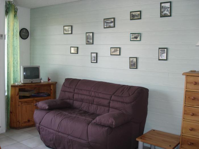 Holiday rentals Les Deux Alpes - Apartment - 5 persons - Board games - Photo N° 1