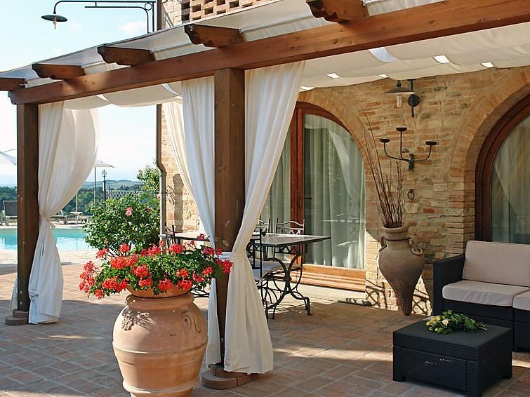 Maison pour 4 personnes à Castelfiorentino
