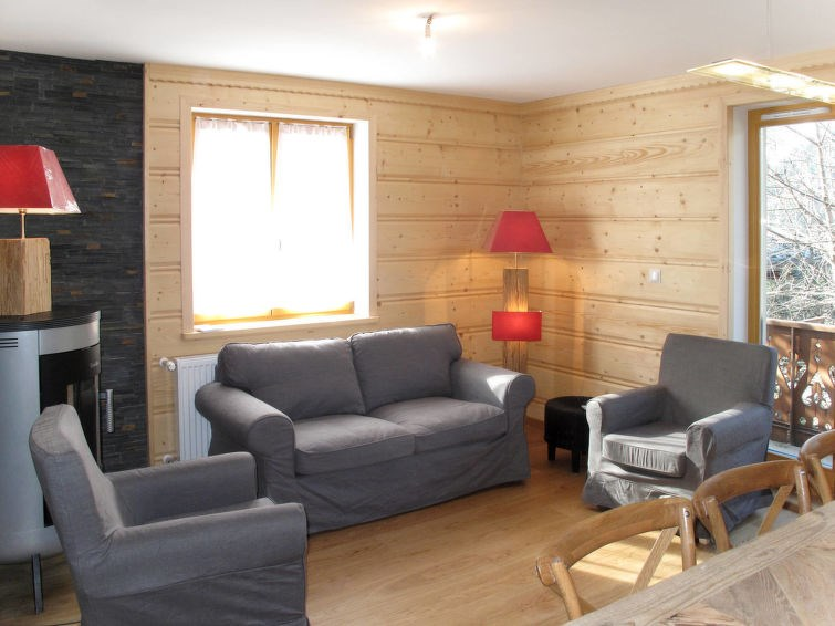 Location vacances Châtel -  Appartement - 6 personnes -  - Photo N° 1