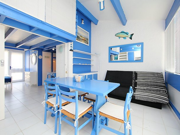 Location vacances Seignosse -  Appartement - 4 personnes - Barbecue - Photo N° 1