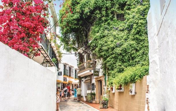 Location vacances Marbella -  Appartement - 4 personnes - Lecteur DVD - Photo N° 1