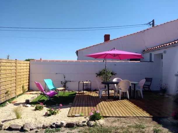 Location vacances La Guérinière -  Maison - 4 personnes - Télévision - Photo N° 1