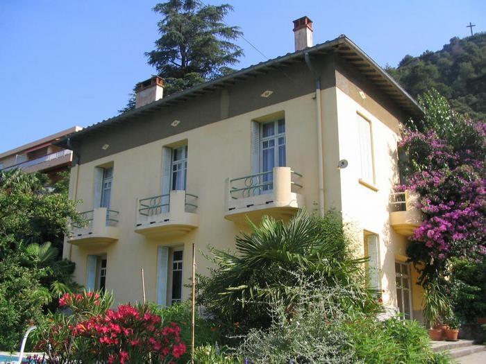 Alquileres de vacaciones Amélie-les-Bains-Palalda - Apartamento - 4 personas - Silla de cubierta - Foto N° 1
