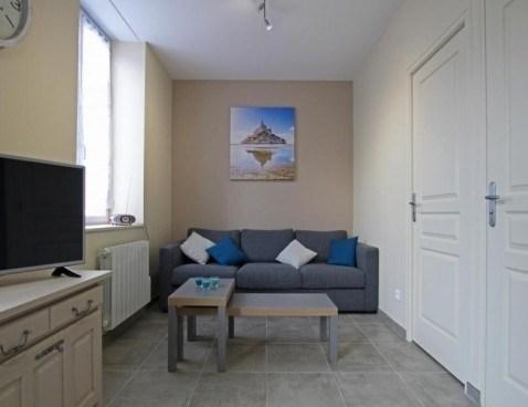 Location vacances Pontorson -  Maison - 6 personnes - Télévision - Photo N° 1