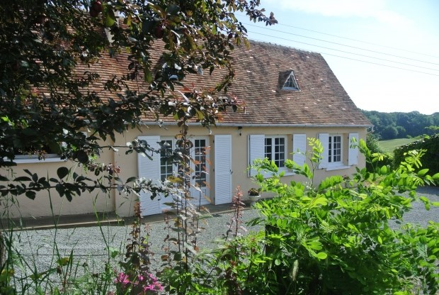Holiday rentals Le Mans - Cottage - 4 persons - BBQ - Photo N° 1