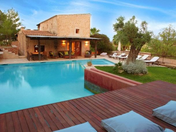 Location vacances Sant Josep de sa Talaia -  Maison - 12 personnes - Barbecue - Photo N° 1
