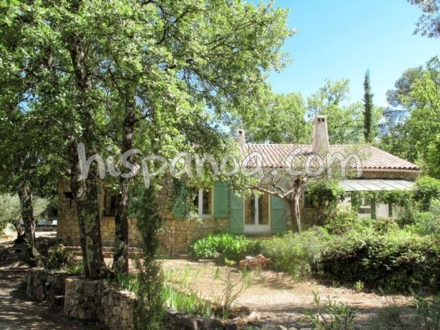 Location vacances Lorgues -  Maison - 10 personnes - Jardin - Photo N° 1