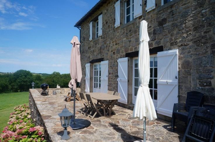 Location vacances Saint-Beauzile -  Maison - 12 personnes - Terrasse - Photo N° 1