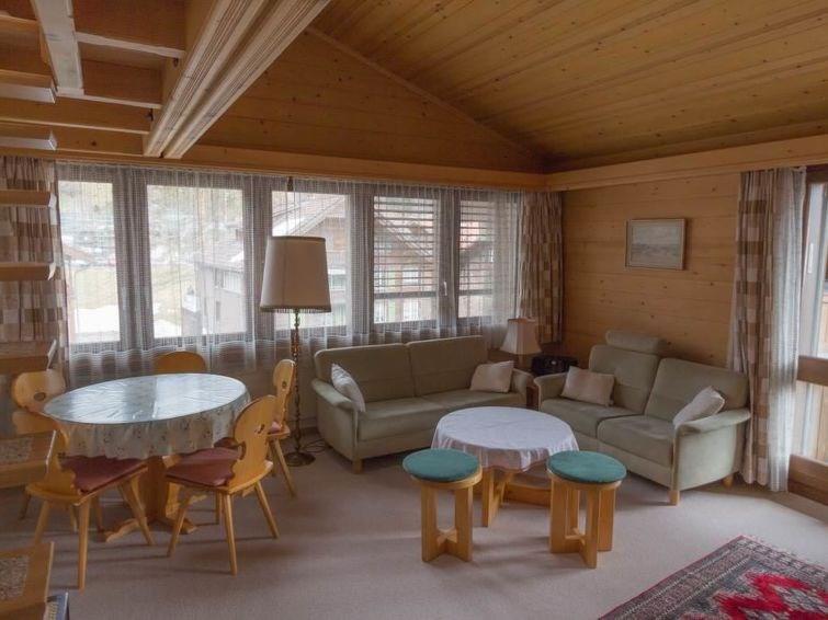 Location vacances Lenk -  Appartement - 4 personnes -  - Photo N° 1