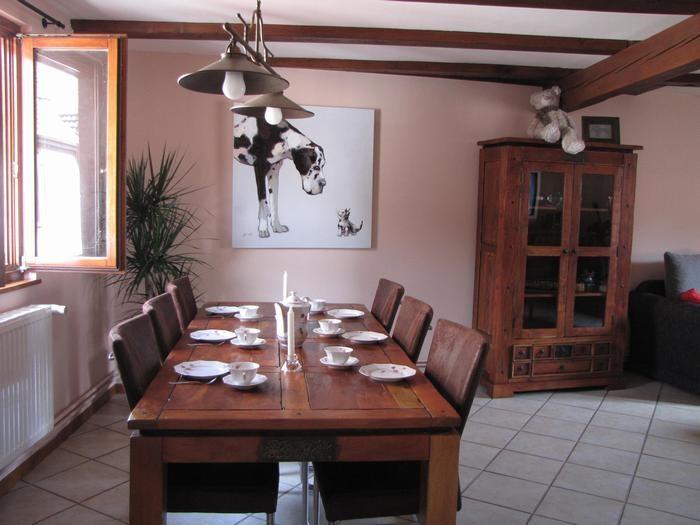 Location vacances Ribeauvillé -  Appartement - 7 personnes - Chaîne Hifi - Photo N° 1