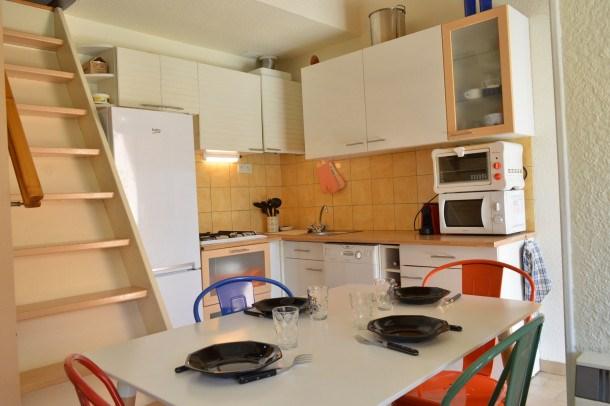 Location vacances Agde -  Appartement - 4 personnes - Lave-linge - Photo N° 1