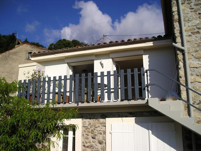 Holiday rentals Montoulieu - Apartment - 2 persons - BBQ - Photo N° 1