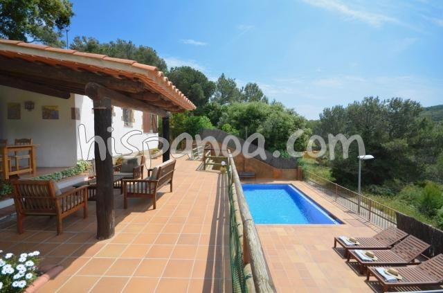 House for 4 ppl. with pool, Begur