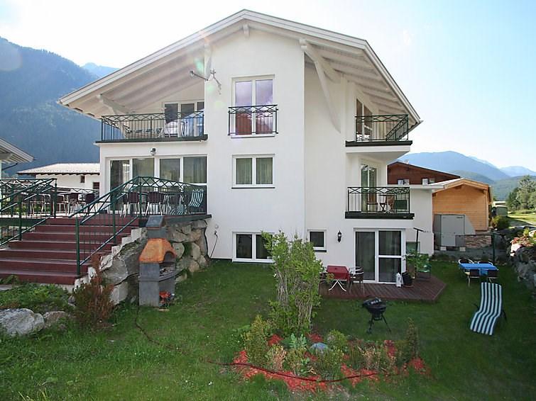 Appartement pour 4 personnes à Längenfeld
