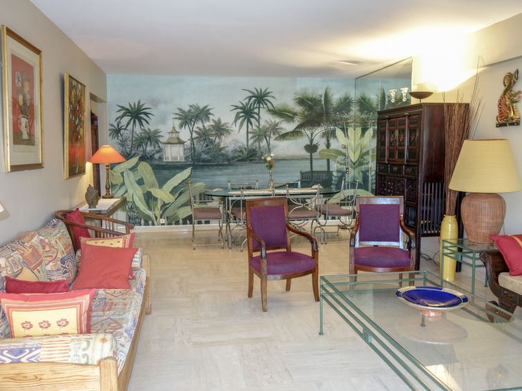 Location vacances Cannes -  Appartement - 6 personnes -  - Photo N° 1