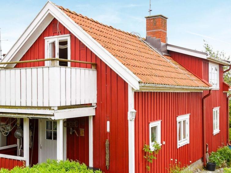 Maison pour 2 personnes à Rönnäng