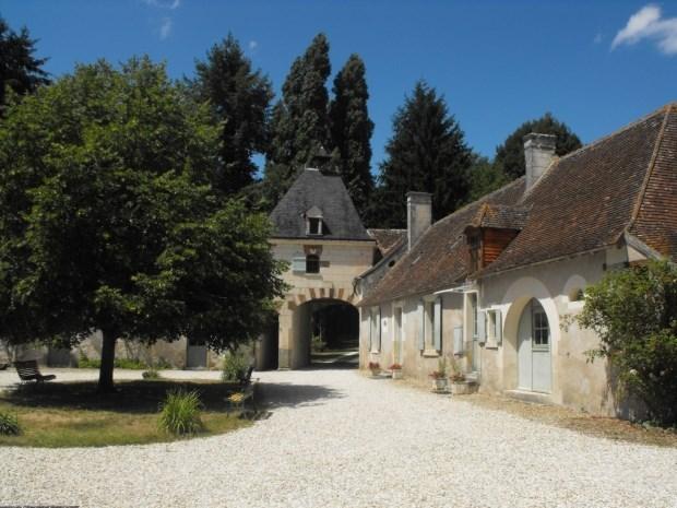Le Moulin de Vallière :   Demeure de caractère***   en Touraine proche des châteaux de la Loire -...