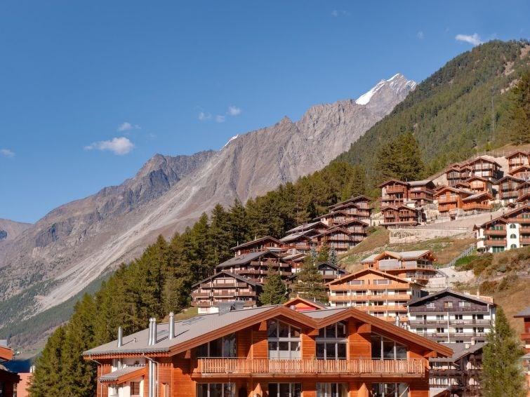 Appartement pour 6 à Zermatt