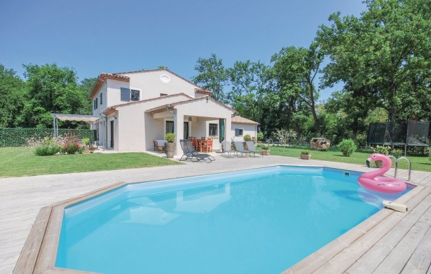 Location vacances Callian -  Maison - 6 personnes - Barbecue - Photo N° 1