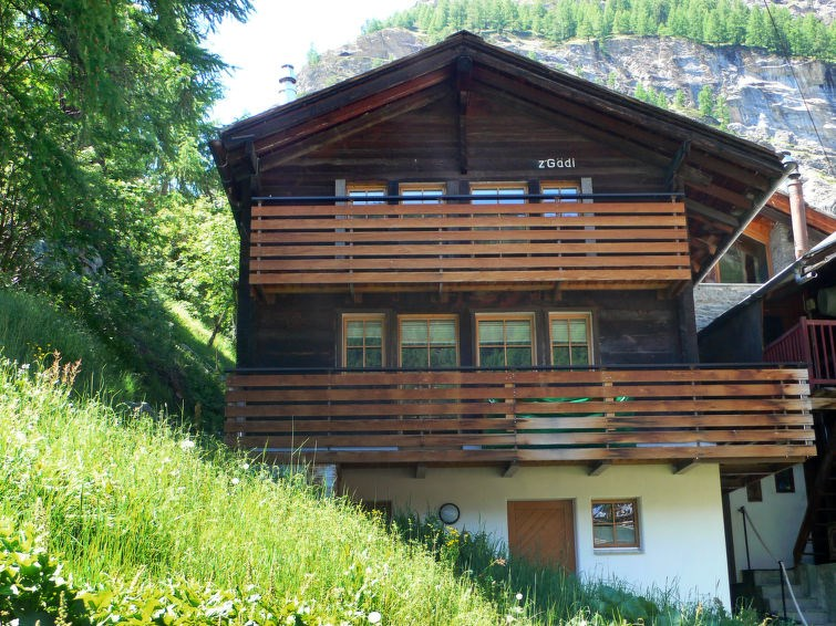 Maison pour 3 personnes à Zermatt