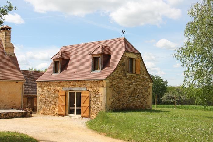 Location vacances Saint-André-d'Allas -  Maison - 5 personnes - Barbecue - Photo N° 1